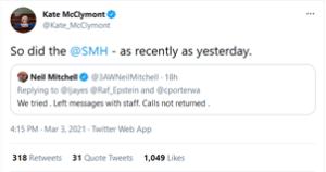 Kate MyClymont