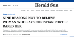 Andrew Bolt: Nine reasons not to
