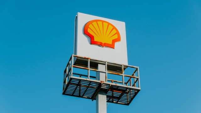 Shell gas feature