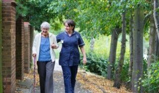 Feature aged care