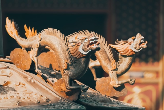 Chinese dragon feature pic