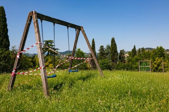 Quarantine playground feature