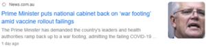 National cabinet news.com