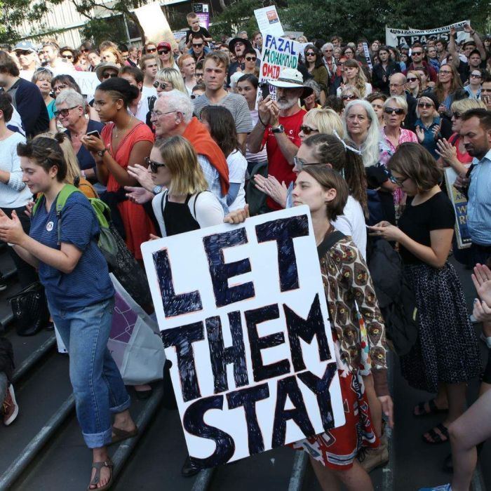 asylum seekers Australia