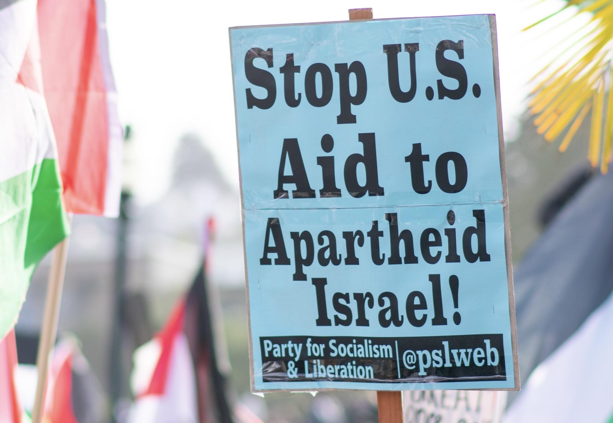 Us aid to Israel
