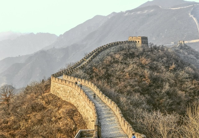 Great Wall feature