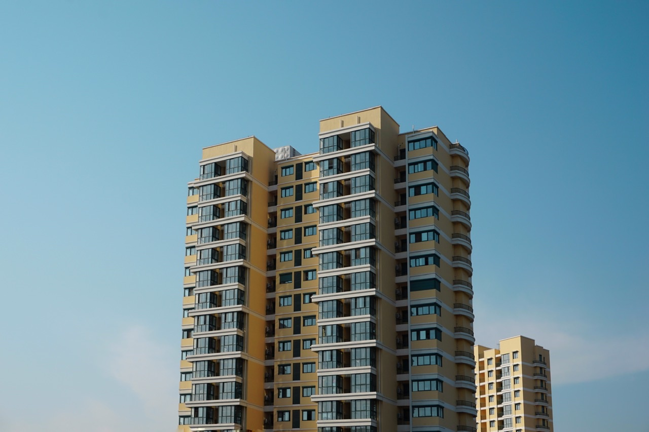 Housing tower feature