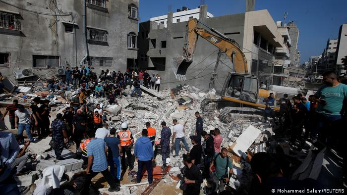 gaza-bombings-reuters