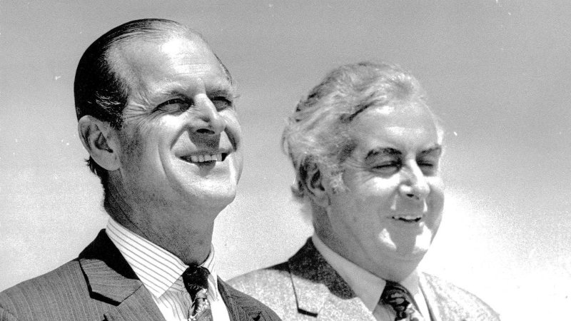 Prince Philip and that 'socialist arsehole' Gough Whitlam: the story The Crown forgot