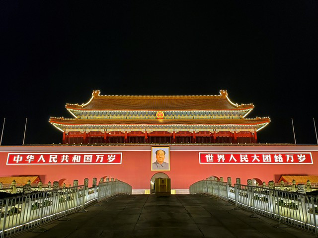 The Tiananmen Square massacre: the one sided story