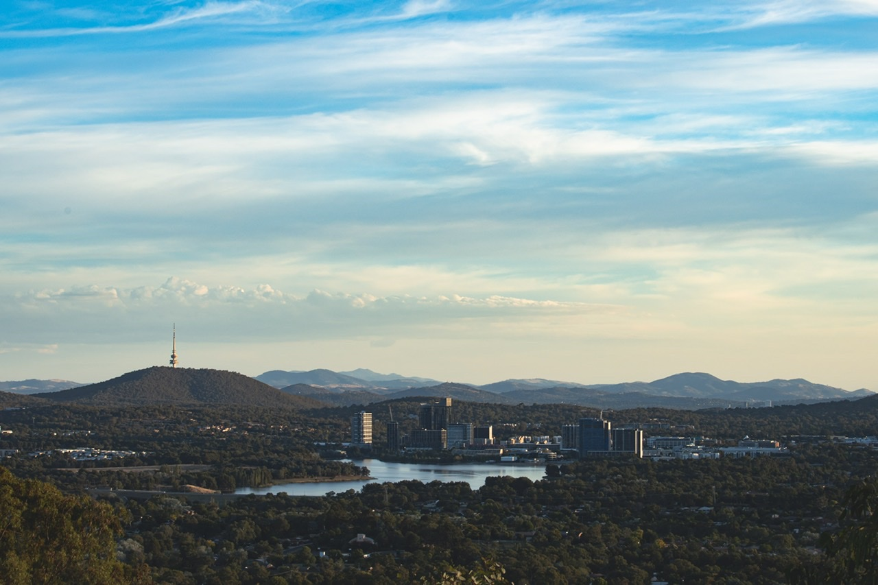 Canberra feature