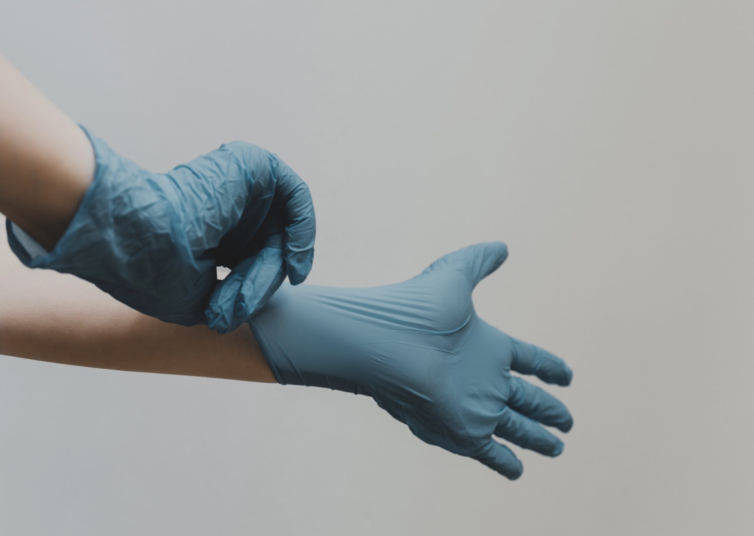 Gloves feature
