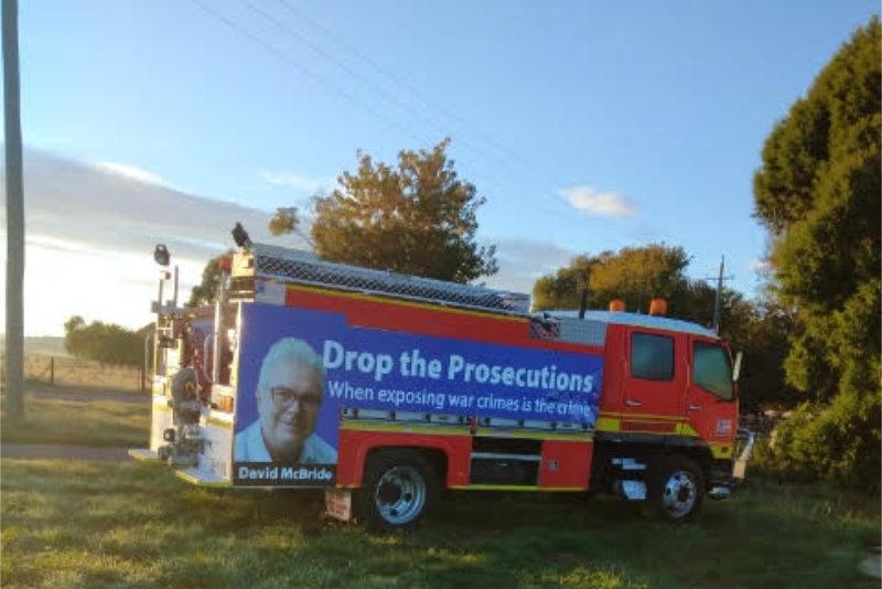 Drop the prosecution