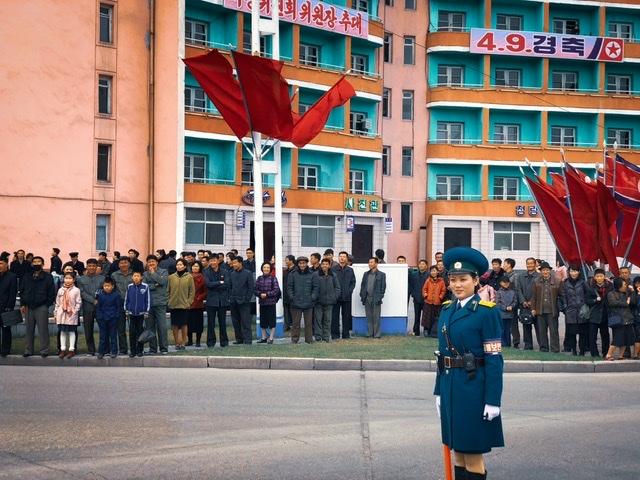 North Korea feature