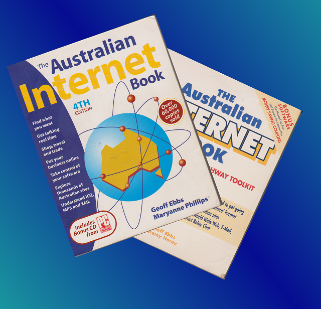 All 66 Australian websites were listed in the first edition