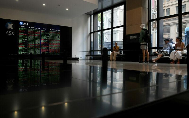 ASX stock australian securities exchange