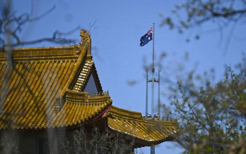 china embassy canberra australia