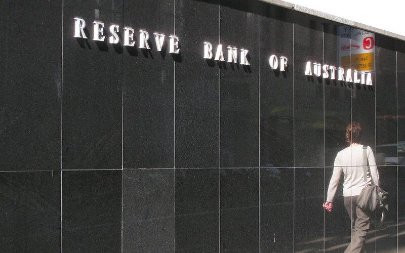 reserve bank of australia RBA