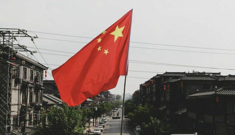chinese flag china