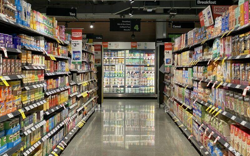 groceries grocery shop
