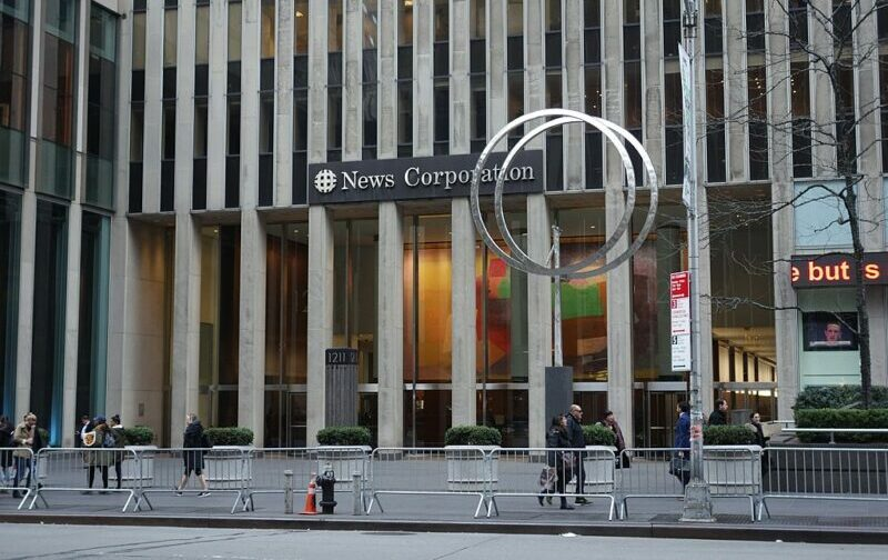 news corp building nyc