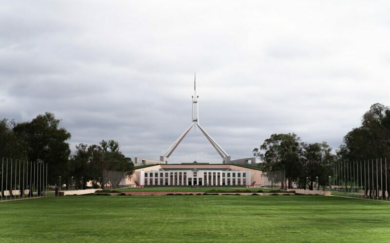 parliament house canberra politics