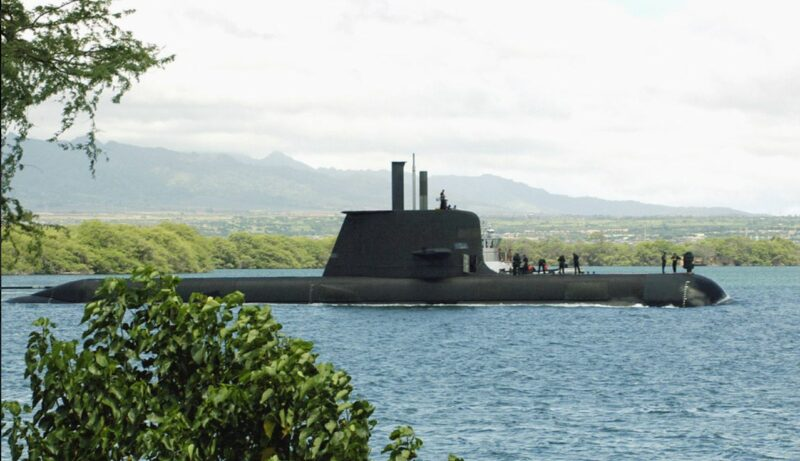 Will we ever get those nuclear submarines?