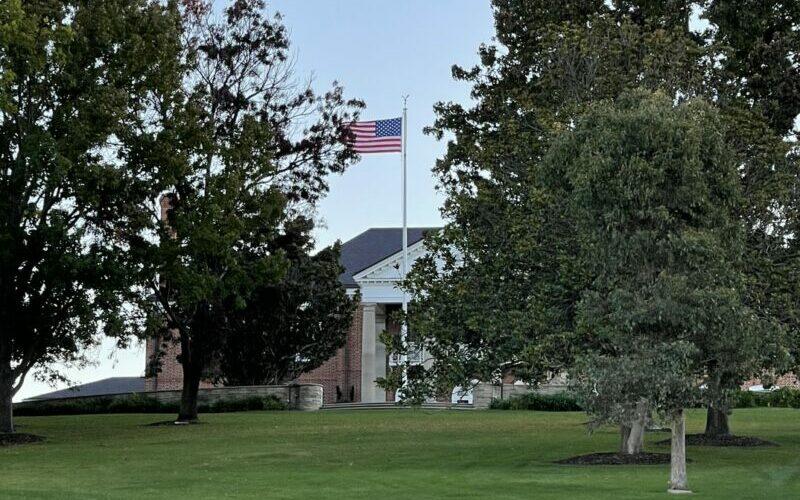 US embassy Canberra Australia