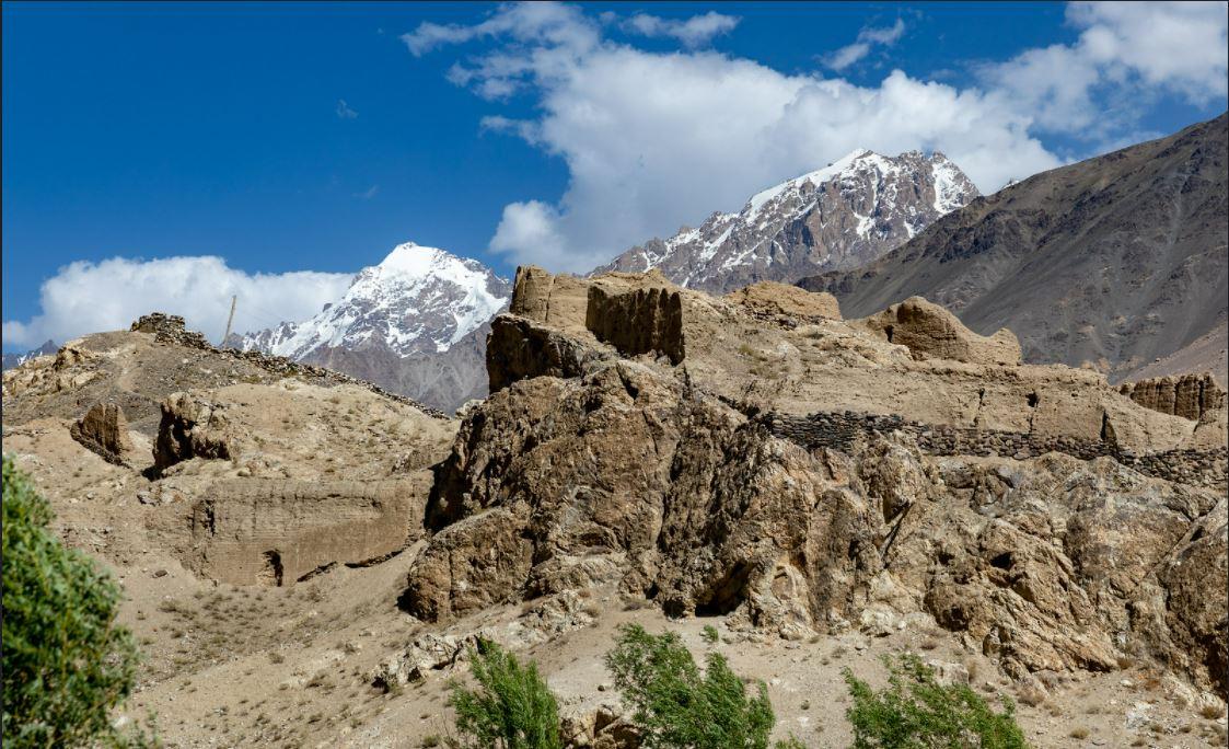 Wakhan Corridor Afghanistan