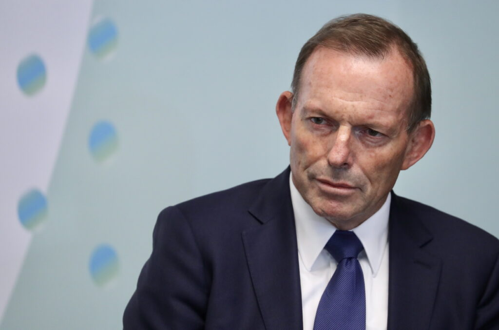 Tony Abbott in a China shop: Former PM's ham-fisted Taiwan intervention