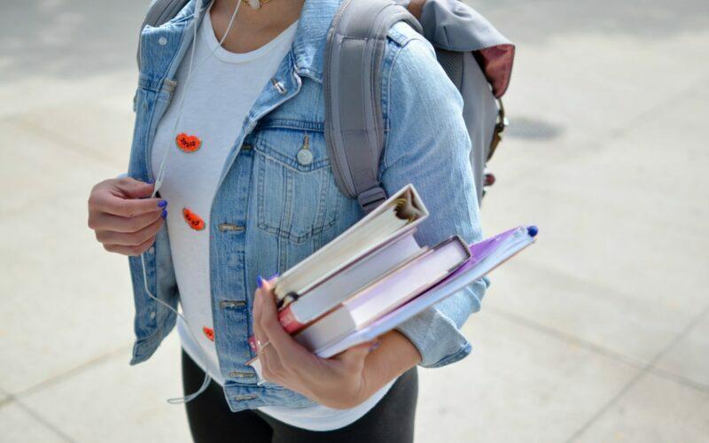 student school books education